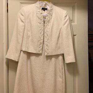 Tahari 2 piece dress